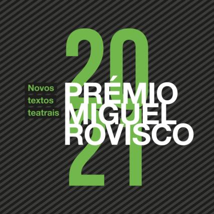 3 ª EDIÇÃO PRÉMIO MIGUEL ROVISCO